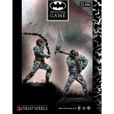 Penguin Thug Set 3 - Batman Miniature Game