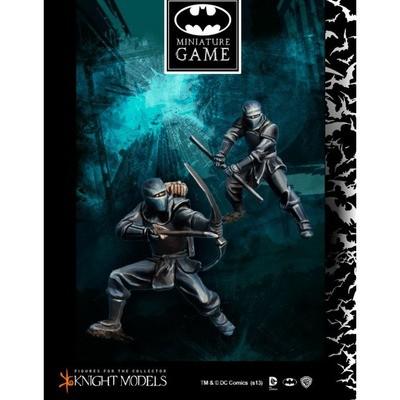 League of Shadows Set 1 - Batman Miniature Game