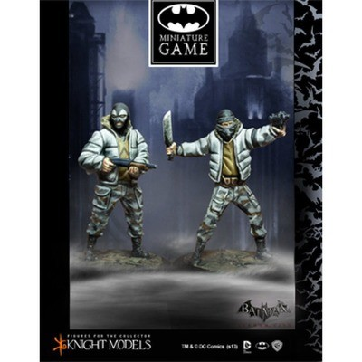 Penguin Thugs Set 2 - Batman Miniature Game