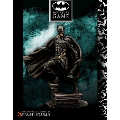 Batman The Dark Knight Rises - Batman Miniature Game