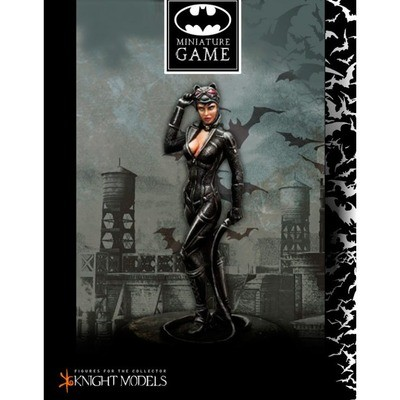 Catwoman - Batman Miniature Game