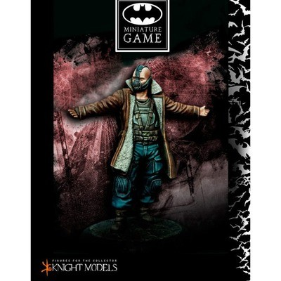 Bane The Dark Knight Rises - Batman Miniature Game