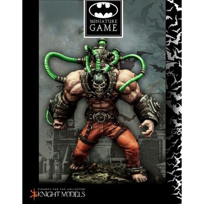 Bane - Batman Miniature Game