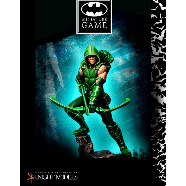 Green Arrow - Batman Miniature Game