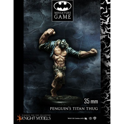 Penguin Titan Thug - Batman Miniature Game