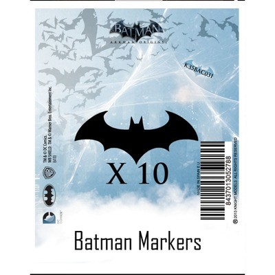 Batman Game Marker - Batman Miniature Game