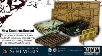 Construction Set 1 - Batman Miniature Game