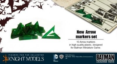 Arrow Marker - Batman Miniature Game