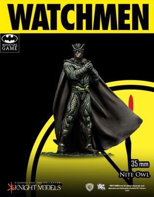 Nite Owl - Watchmen - Batman Miniature Game