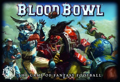 Blood Bowl the Game of Fantasy Football (English)- Games Workshop