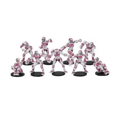 Void Sirens Team Booster (9 Figuren) - Dreadball - Mantic Games