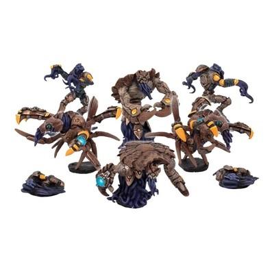 DreadBall Kalimarin Ancients Team Booster (8 Figuren)