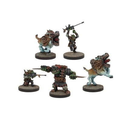 Marauders Specialists Booster - Deadzone - Mantic Games