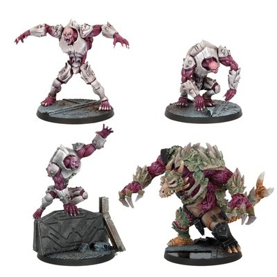 Plague Monsters Booster - Deadzone - Mantic Games