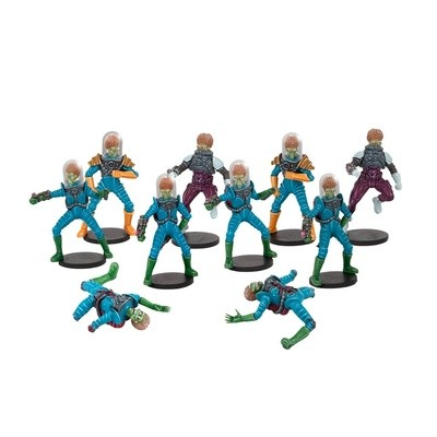 DreadBall The Red Planets Martian Team (10 Figuren)