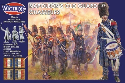 Napoleon's Old Guard Chasseurs - Victrix