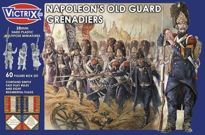 Napoleon's Old Guard Grenadiers - Victrix