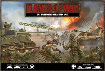 Flames Of War - Feuer Frei! (deutsch) - Starter