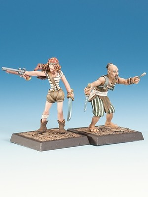 Piratin und Cuchillo 2 - Piraten - Freebooter's Fate