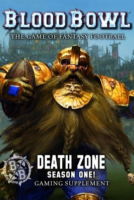 Blood Bowl Death Zone Season One (Erweiterung) - Games Workshop
