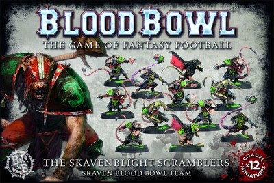 Skavenblight Scramblers - Blood Bowl - Games Workshop