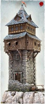 Guard Tower - Wachturm - Tabletop World