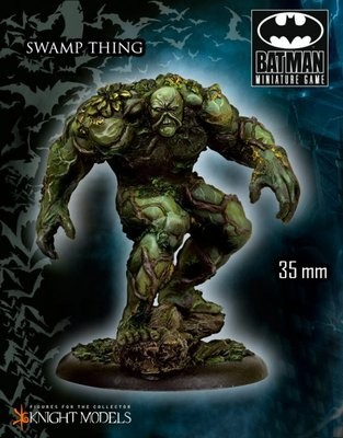 The Swamp Thing - Batman Miniature Game - Knight Models