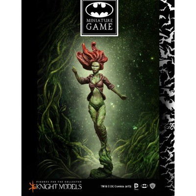 Poison Ivy - Batman Miniature Game