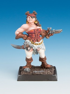 Big Jenny - Piraten - Freebooter's Fate