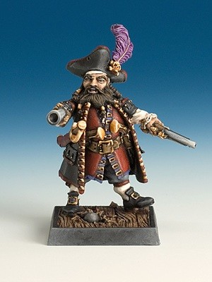 Blackbeard - Piraten - Freebooter's Fate
