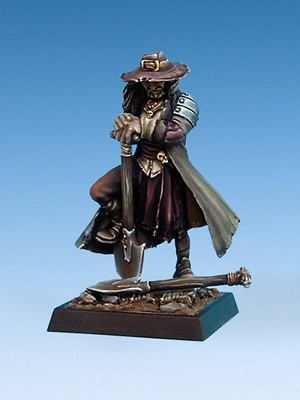 El Enterrador, der Totengräber von Longfall - Piraten - Freebooter's Fate