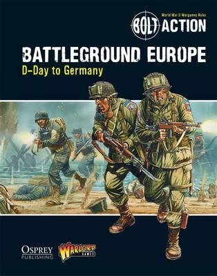 Battleground Europe: BA Supplement - Bolt Action