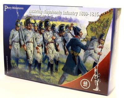 Napoleonic Austrian Infantry 1809-1815 - Perry Miniatures