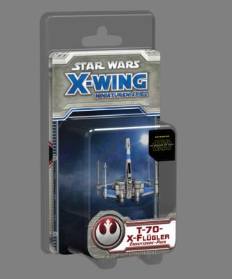 Star Wars: X-Wing Miniaturen-Spiel - Das Erwachen der Macht • T-70-X-Flügler Erweiterung Deutsch