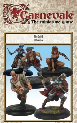 The Guild - Starter - Carnevale