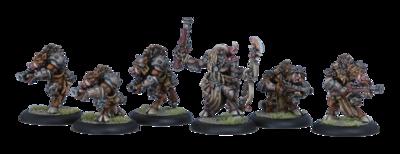 Minion Farrow Brigands Unit Box - Hordes - Privateer Press