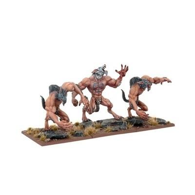 Undead Werewolves - Untote - Kings of War - Mantic Games