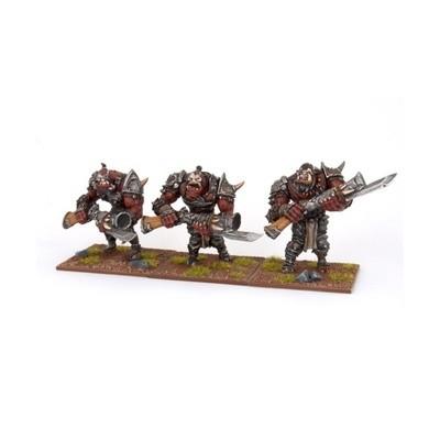 Ogre Shooters - Oger - Kings of War - Mantic Games