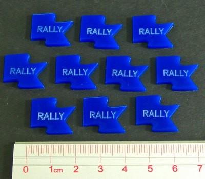 Rally Tokens - Blau - Litko