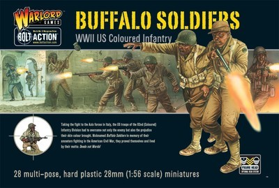 Buffalo Soldiers - US Coloured Infantry (28) - American - Bolt Action