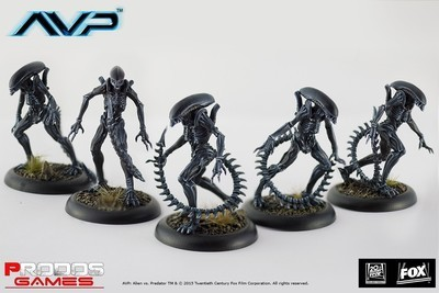 AVP Alien Infants - Alien vs Predator - Prodos Games