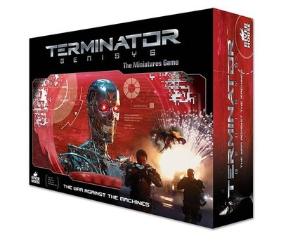 Terminator Genisys Miniaturenspiel - River Horse