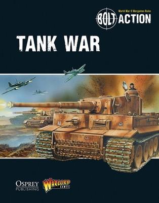 Tank War - Bolt Action