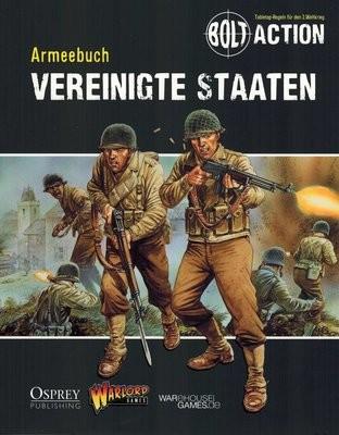 Armeebuch Vereinigte Staaten - Bolt Action - deutsch