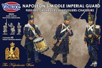 Napoleon's Middle Imperial Guard  - Victrix