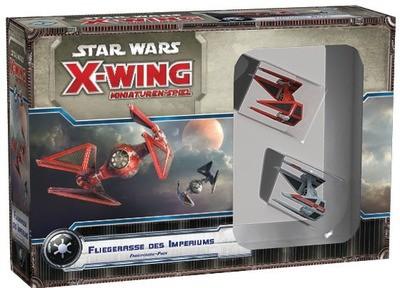Star Wars: X-Wing Miniaturen-Spiel - Fliegerasse des Imperiums Erweiterung-Pack Deutsch
