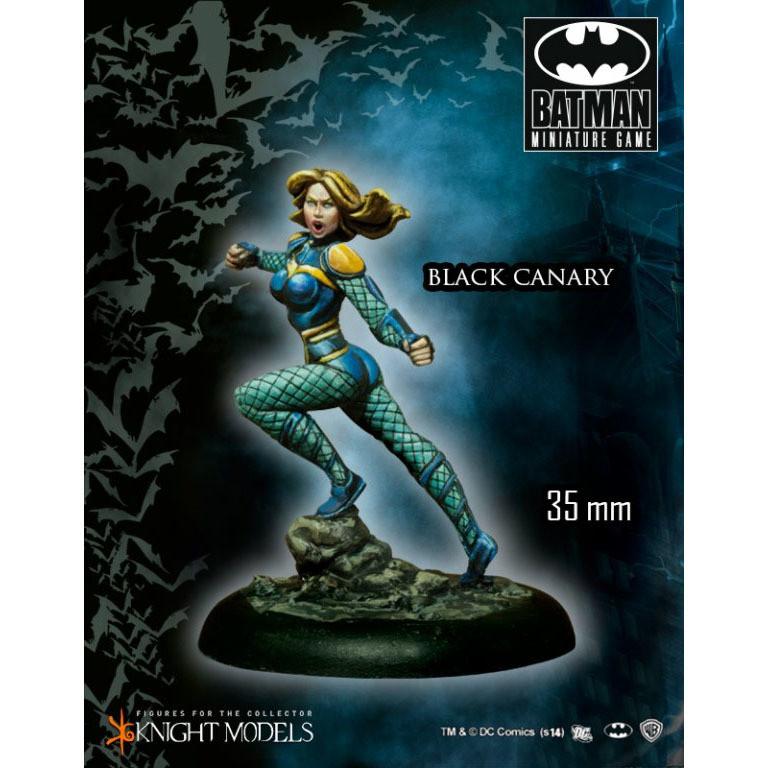 Black Canary - Batman Miniature Game