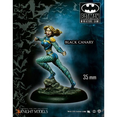 Black Canary - Batman Miniature Game