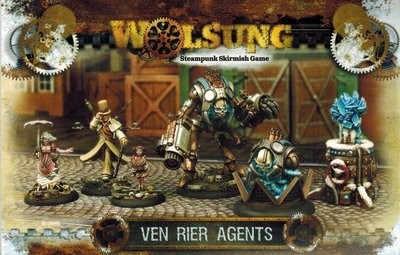 Ven Rier Agents - Club Starter 2 (6)  - Wolsung