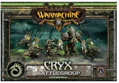 Cryx Battlegroup Box (plastic) - Starter - Warmachine - Privateer Press